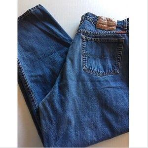 Lucky Brand Mens Medium Blue Denim Jeans Straight